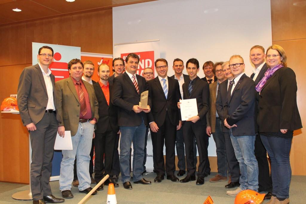 Gründerpreis 2015
